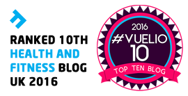 Vuelio Top 10 Fitness Blogs 2016