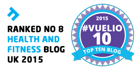 Vuelio Top 10 Fitness Blogs 2015