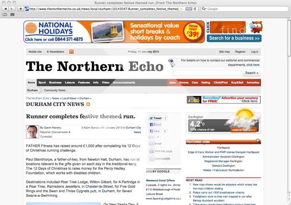 The Northern Echo Online