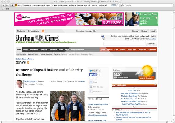 Durham Times