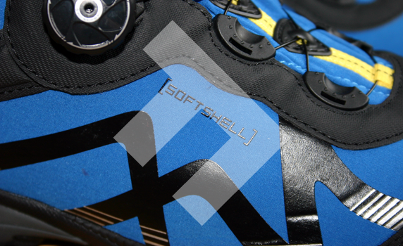Acceleration Men's Vibram Trail Running Shoes 2