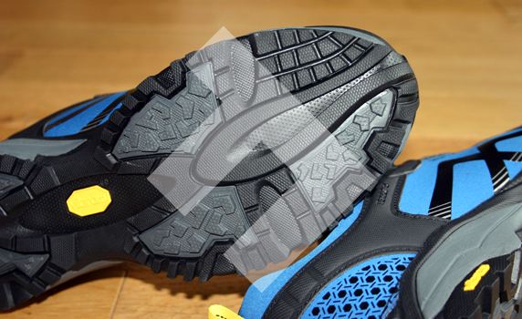 Acceleration Men's Vibram Trail Running Shoes 5