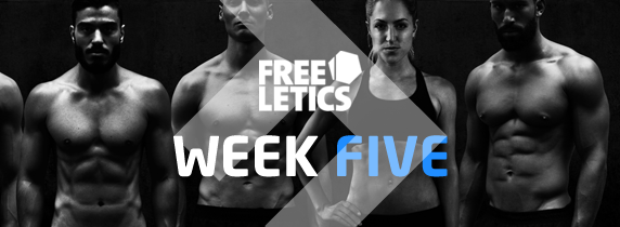 freeletics-week-five