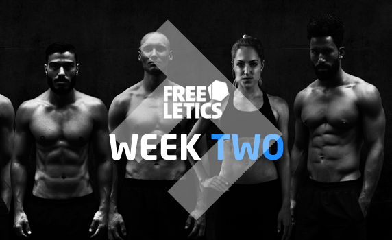 freeletics-week-two