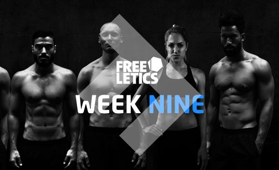 freeletics-week-nine