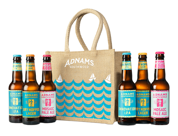 Adnams - Beers In A Bag