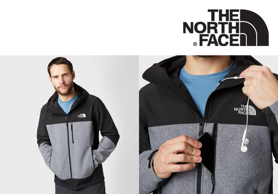 The North Face Softshell Hoody