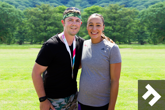 Vitality Move Chatsworth - Dame Jessica Ennis-Hill