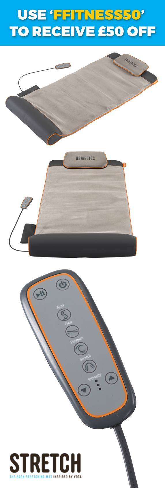 HoMedics STRETCH Mat Offer