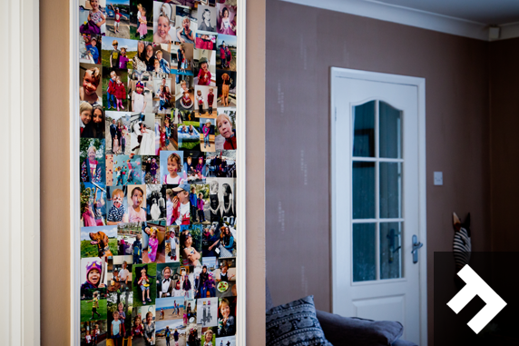 Happy New You - Photo Wall